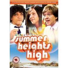 Summer Heights High (DVD) (2 Disc) - £5 @ Play & Amazon