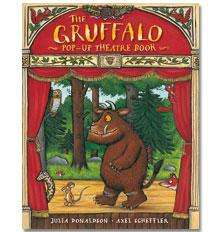 Gruffalo Pop-up Theatre Book Full Story + More - £4.99 @ The Book People over £9 at Amazon