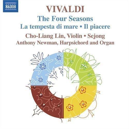 Vivaldi: The Four Seasons (CD) - £3 @ eBay Tesco Outlet