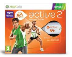 EA Sports Active 2 (Xbox 360) (Wii) - £23.98 Delivered (with code) @ Game
