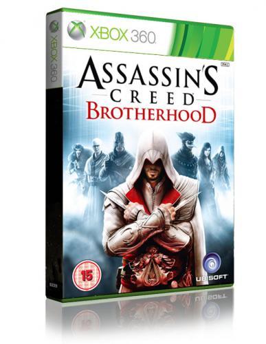 Assassin's Creed Brotherhood (Xbox 360) - £19.85 @ Shopto