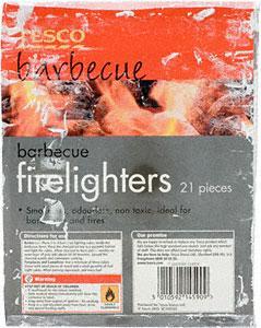 24 BBQ Fire Lighter Matches £0.62 @ Tesco Express (Normally £2.50)