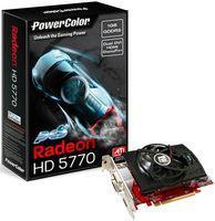 PowerColor HD 5770 PCS+ 1GB GDDR5 Dual DVI HDMI DisplayPort PCI-E Graphics Card - £83.99 Delivered @ Ebuyer