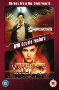 Constantine / V For Vendetta (DVD) - £2.49 delivered @ Play.com