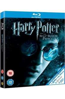Harry Potter And The Half-Blood Prince (Blu-ray) - £5.99 Delivered @ Amazon