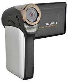 Bush TDV562B Mini Digital Camcorder (Black) - £29.99 @ Argos