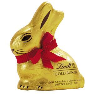 Lindt Chocolate bunnies 99p @99p store