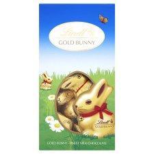 Lindt Gold Bunny Box 100G £1.39 instore @ Home Bargains
