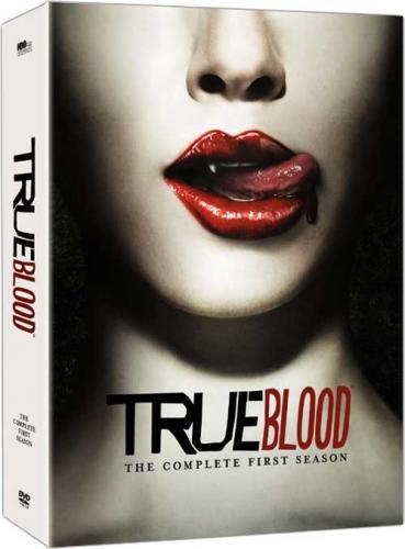 True Blood: Season 1 (DVD) & The Vampire Diaries: Season 1 (DVD) - £8 Each @ Bee