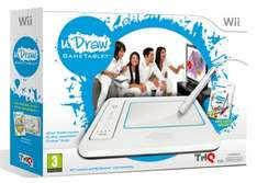 uDraw Tablet & uDraw Studio (Wii) - £39.98 Delivered (with code) @ Game