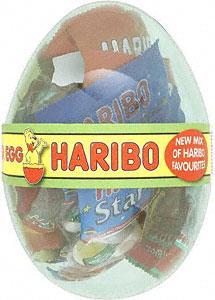 Haribo Easter Egg (272g) £1.49 instore @ Home Bargains