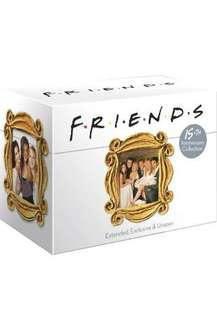 Friends - 15th Anniversary Complete Collection - 40 Dvds - £24.99 Delivered @ bee.com