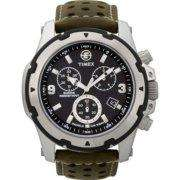 Timex-Men's Black Chronograph Watch - was £80 now £40 @ Debenhams