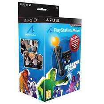 Move Starter Pack (PS3) - £29.95 @ John Lewis