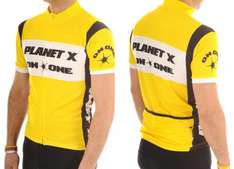 Planet X Cycling Team Jerseys and Bib Shorts - 67 % to 75% off- short sleeve £9.99!