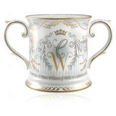Royal Wedding limited edition cup(1000 only worldwide) £125
