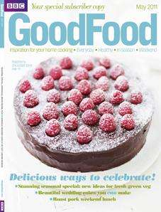 3 Issues of Good Food Magazine For £1 Delivered to Your Door @ BBC Magazine Subscriptions