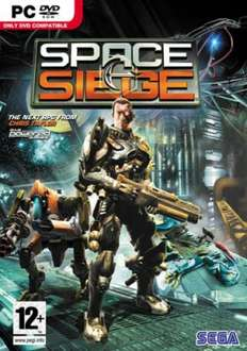 Space Siege (PC) - £3.85 @ Zavvi