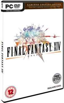 Final Fantasy XIV (Includes Garlond Goggles) (PC) - £4.85 Delivered @ Zavvi