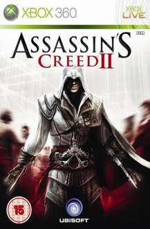 Assassin's Creed II (Xbox 360) (Pre-owned) - £5.99 @ Grainger Games