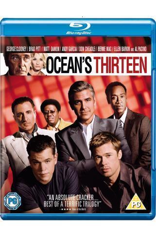 Ocean's Thirteen (Blu-ray) - £2.99 @ Grainger Games (Online & Instore)