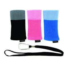 Exspect Cotton MP3 Socks - 3 Pack (Blue / Black / Pink) - £5.99 @ Play