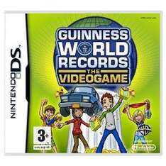 Guinness World Records: The Video Game (DS) -  £2.49 @ Amazon