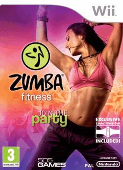 Zumba Fitness (Wii) - £19.98 @ Gamestation