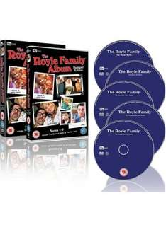 The Royle Family Album: The Complete Collection And Specials Box Set (DVD) - £9.99 @ Base