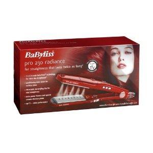 BaByliss 2034U Pro 230 Radiance Straightener - was £99.99 now £23.41 @ Amazon