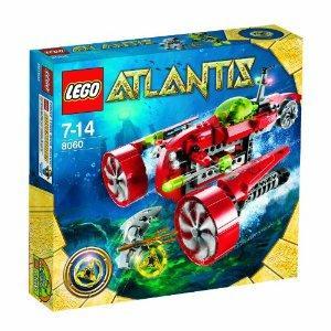 LEGO Atlantis 8060 Typhoon Turbo Sub - £10.45 @ Amazon