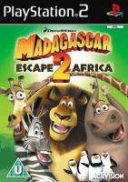 Madagascar 2: Escape To Africa (PS2) - £2.99 @ Bee