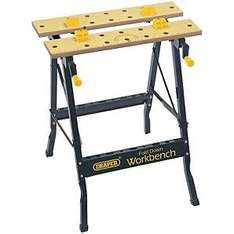 Draper WorkBench £10 instore and online at Asda