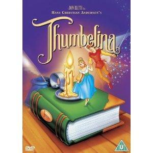 Thumbelina (DVD) - £2.89 @ Amazon & Play
