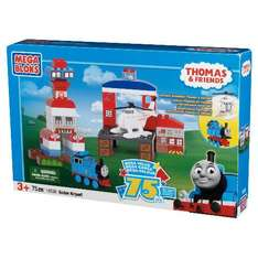 Thomas At The Sodor Airport Mega Blocks - Now £10 @ Tesco Direct