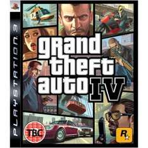 Grand Theft Auto IV (PS3) - £19.99 @ Comet