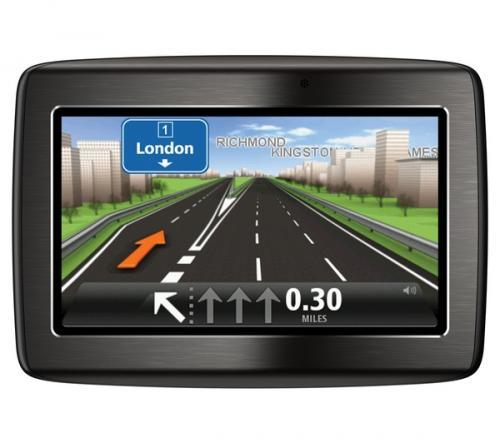 TomTom Via 110 Europe GPS Sat Nav System - £119.99 @ Currys & Dixons