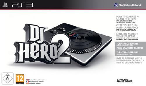 DJ Hero 1 & 2 with Turntable (Xbox 360) (PS3) - £35 @ Asda (Instore)