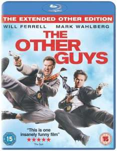 The Other Guys: Extended Edition (Blu-ray) - Only £9.85 Delivered @ The Hut
