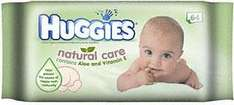 Huggies Baby Wipes Buy 1 get 2 free @ Somerfield: each £2.59