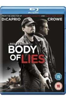 Body of Lies (Blu-ray) - £6.99 Delivered @ Bee