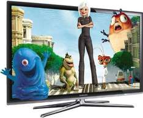 "Samsung LE40C750 - 40"" 3D Full HD 1080p - £599.99 @ Amazon"