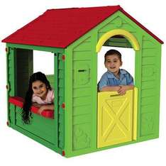 Keter Plastic Holiday Home Playhouse - Half Price - Now £49.99 (Collect or Spend 1p more for Free Delivery) @ Toys R Us