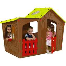 Keter Magic Villa Playhouse - rrp £199.99 - Now £99.99 @ Toys R Us (Online & Instore)