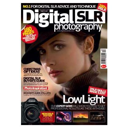 5 Issues of Digital SLR Photography Magazine for £5 Delivered @ Digital SLR