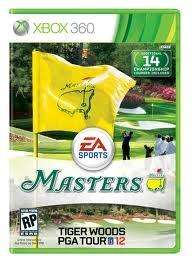 Tiger Woods PGA Tour 12: The Masters (Xbox 360) - £34.98 @ Game