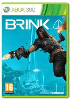 Brink (Xbox 360) (PS3) - £29.99 (PC) - £21.99 (Pre-order) @ Gamegears