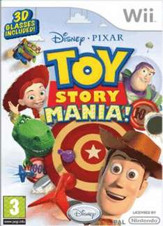 Toy Story Mania (Wii) - Only £9.99 Delivered @ Gamestation