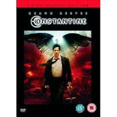 Constantine: Special Edition (DVD) (2 Disc) - Only £2.49 Delivered @ Amazon
