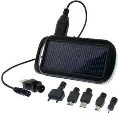 Solar & USB Hybrid AA Battery, Equipment & Phone Charger - Only £7.99 @ 7dayshop